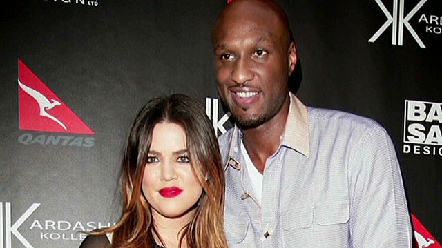 Did Lamar Odom really check into rehab?