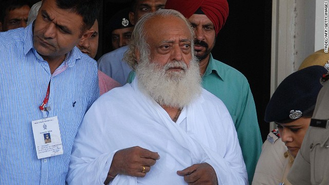Spiritual guru denies raping a teen