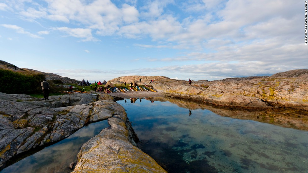 The stretch of western Swedish coast between Gothenburg and the Norwegian border, Bohuslän encompasses around 8,000 islands and islets. One thing's guaranteed: you probably won't see all of them in a lifetime, let alone a two-week vacation.