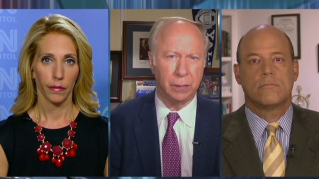 Bash: Syria conversation 'stalled'