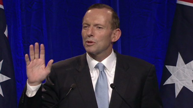 Victory for Abbott in Australia