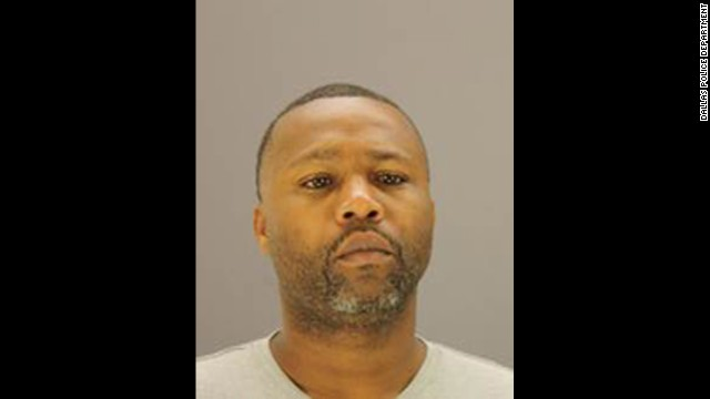 Van Dixson, 38, is suspected in a series of sexual assaults in Dallas.