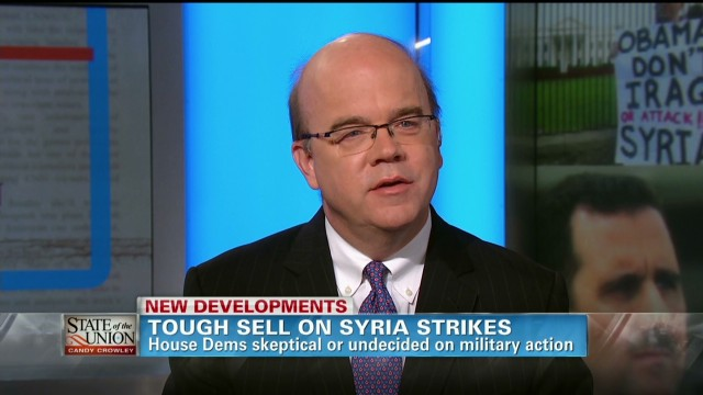 McGovern: Obama should withdraw request