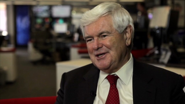 Newt Gingrich's wild animal adventures