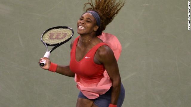 Serena Williams on U.S. Open triumph
