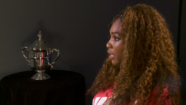 Serena Williams talks post U.S. Open
