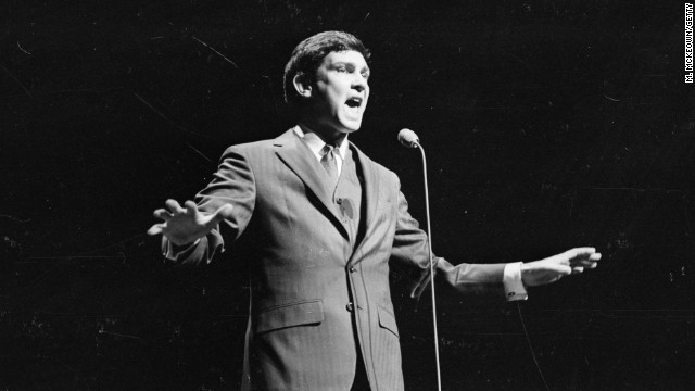 Gene Pitney: the face -- and respectful haberdashery -- of the Bible Belt booty call.