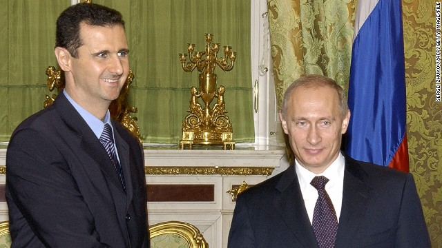 What's Russia's motive in Syria?