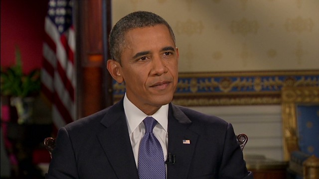 Obama: Taking Syria proposal 'seriously'