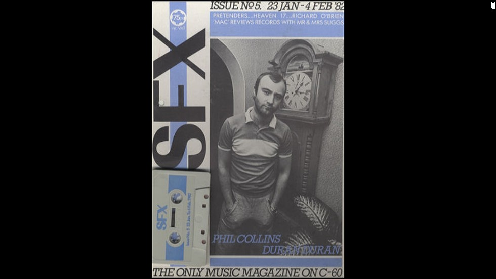 "For all its versatility, the cassette wasn't always a success. The ""cassingle,"" an attempt to replace the 45-rpm single, flopped. The UK magazine SFX marketed itself as ""the only music magazine on C-60,"" but failed in less than a year.<br />"
