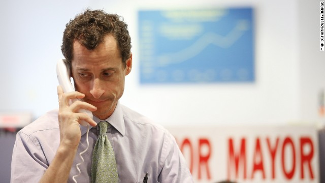 Weiner, Spitzer out of NYC races