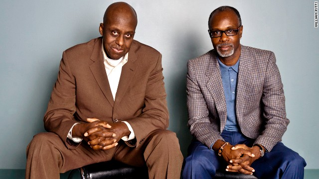 "Co-directors Bill Duke, left, and D. Channsin Berry  created  ""Dark Girls"" documentary to address colorism."
