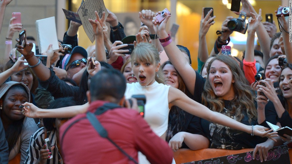 "Taylor Swift appears at the ""One Chance"" premiere on September 9. The singer wrote a song for the movie."