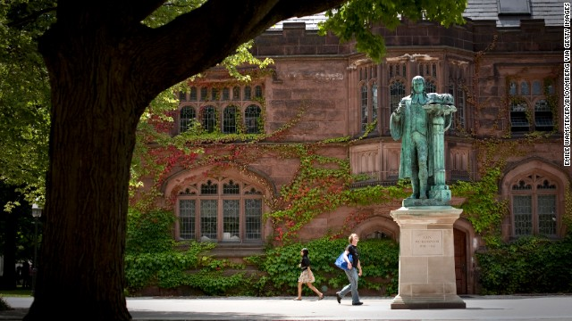 Eight cases of meningitis B were reported at Princeton University last year.