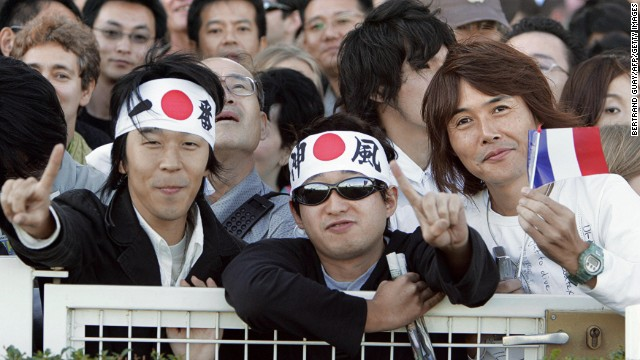Japan's love affair with horse racing