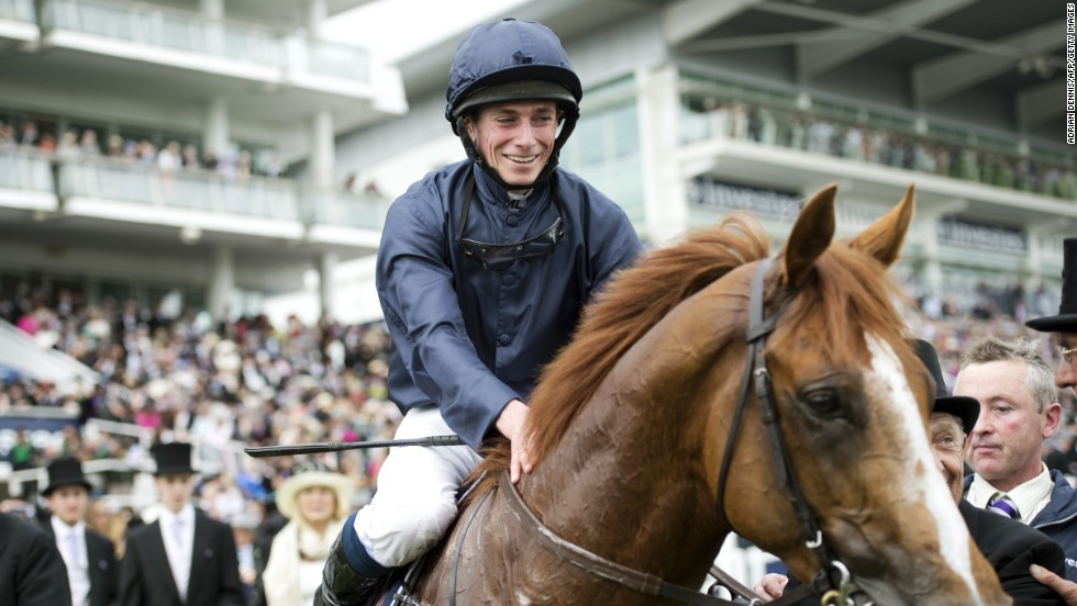 British riders are increasingly heading over to Japan to make their mark. Three-time champion jockey Ryan Moore is among the foreigners to have raced in Japan in 2013.