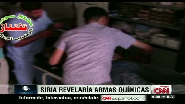cnnee miguel antonanzas report on syriato  give up chemical weapons_00003502.jpg