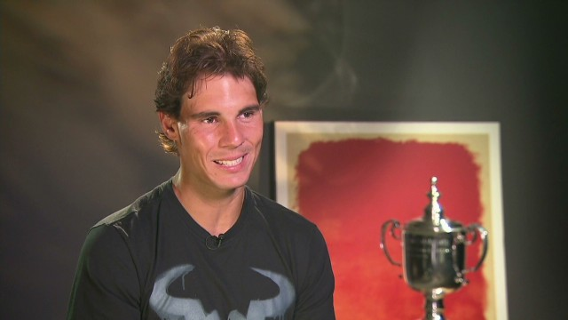 U.S. Open Champion Nadal on comeback