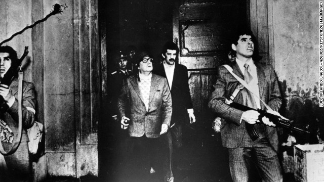Looking back at Chile's 1973 coup