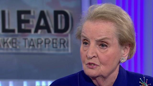 Lead intv exclusive Madeleine Albright Syria_00082201.jpg