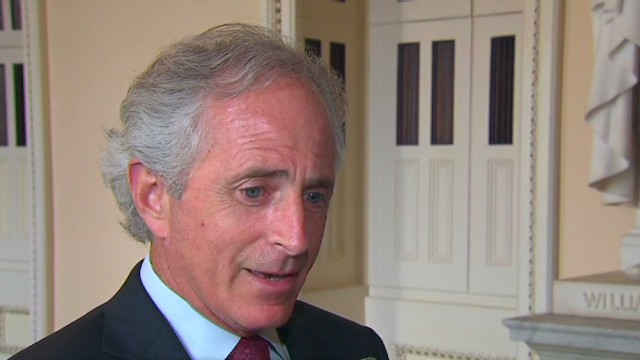 Sen. Corker slams Obama on Syria