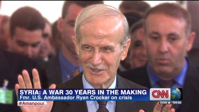 Syria: A war 30 years in the making