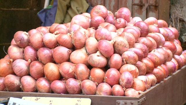 India's onion economics