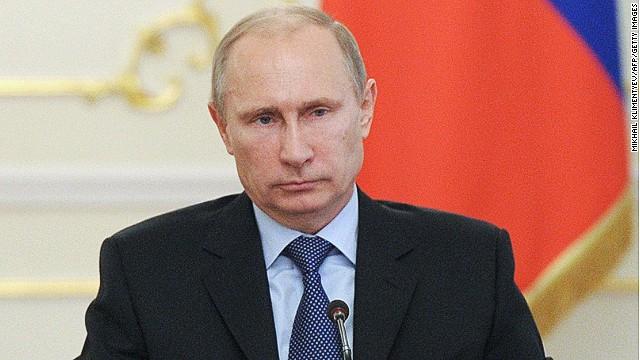 World reaction mixed on Putin column