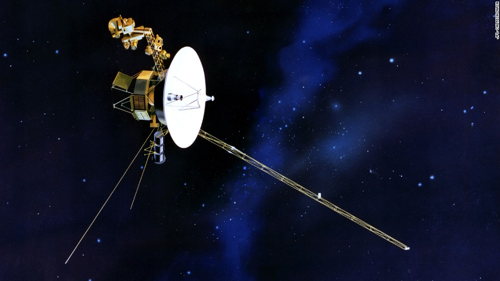 NASA confirms Voyager 1 probe has left the solar system - CNN.com