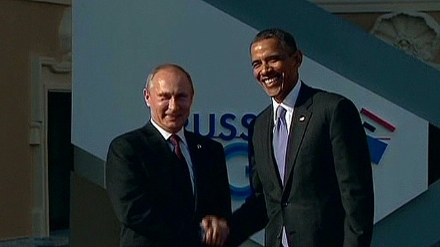 Putin's swipe at Obama increases tension