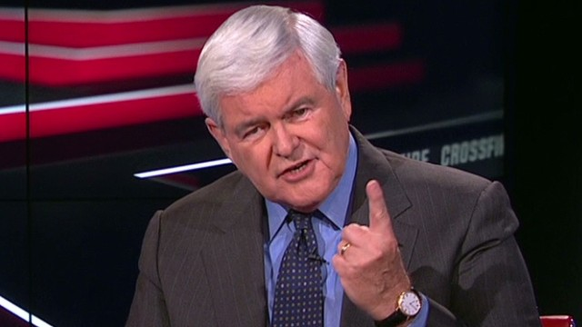 Newt Gingrich: Putin another dictator and thug