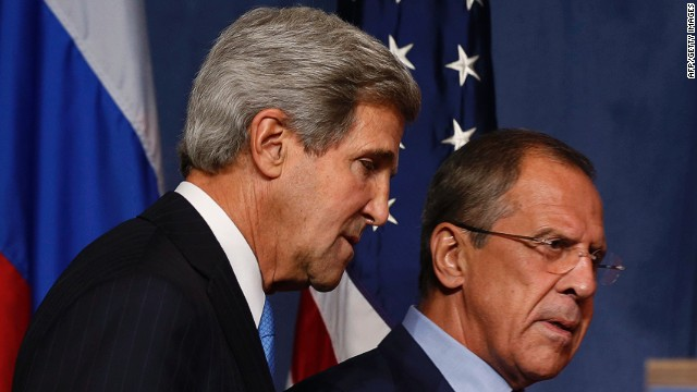 U.S., Russia reach deal on Syria