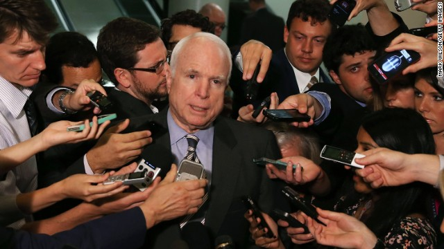 McCain: Reform the NSA