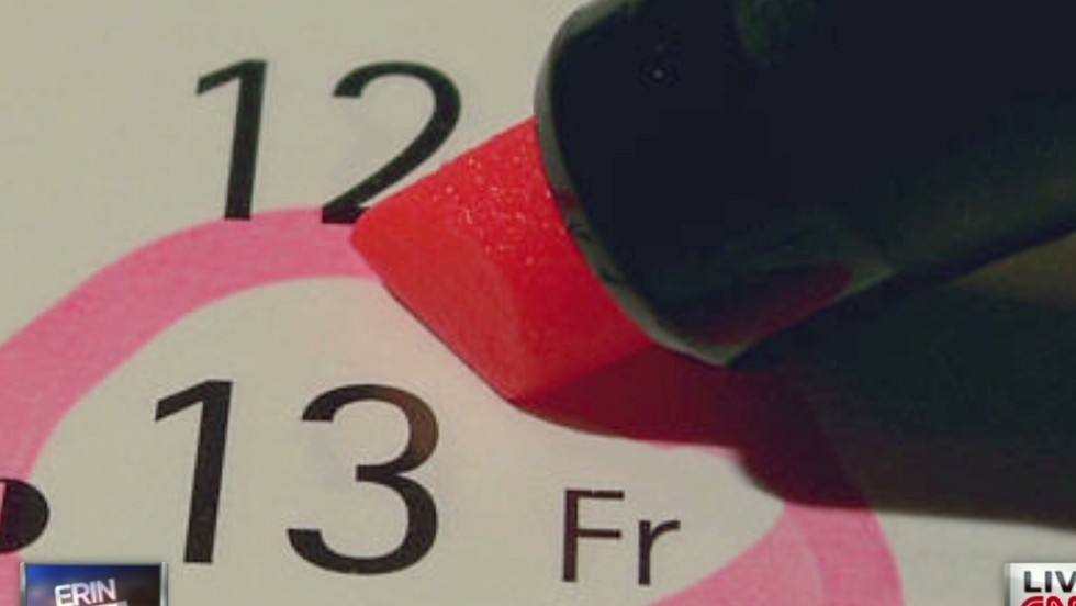 Fear of Friday the 13th costs millions