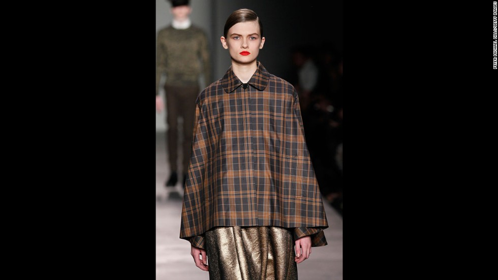 Marc By Marc Jacobs fall 2012 show during New York Fashion Week in February 2012.