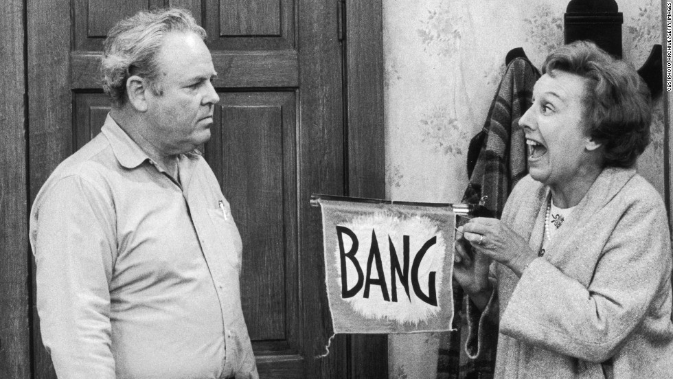 "Carroll O'Connor was so good as the racist, sexist and often insensitive Archie Bunker on ""All in the Family"" (1971-1979) that fans sometimes forgot he was acting. Jean Stapleton as his wife, Edith, was a much more likeable character."