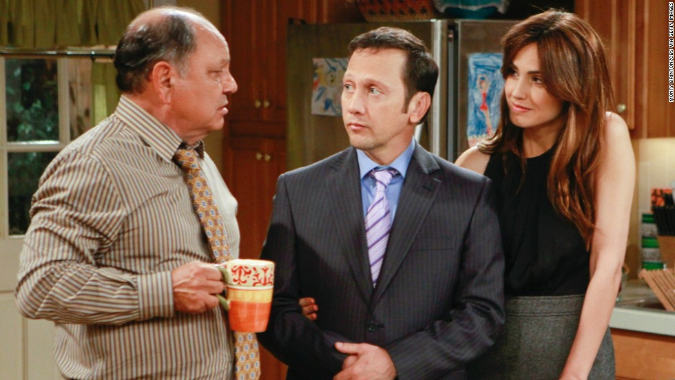 "From left, Cheech Marin, Rob Schneider and Claudia Bassols appear on ""Rob,"" which was called<a href=""http://www.thedailybeast.com/articles/2012/01/11/cbs-s-rob-is-tv-s-worst-new-show.html"" target=""_blank""> ""the worst show on television""</a> when it debuted in 2012. Critics lamented that the humor about Schneider integrating with his wife's Mexican-American family was shallow."