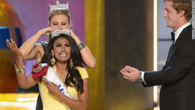 And the Miss America winner is ...
