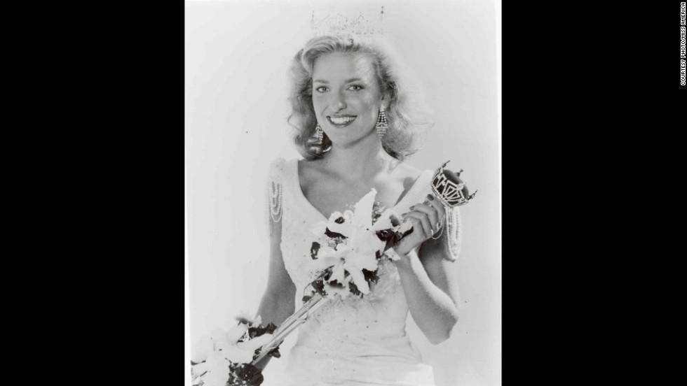 1985 winner, Sharlene Wells, was from Utah.