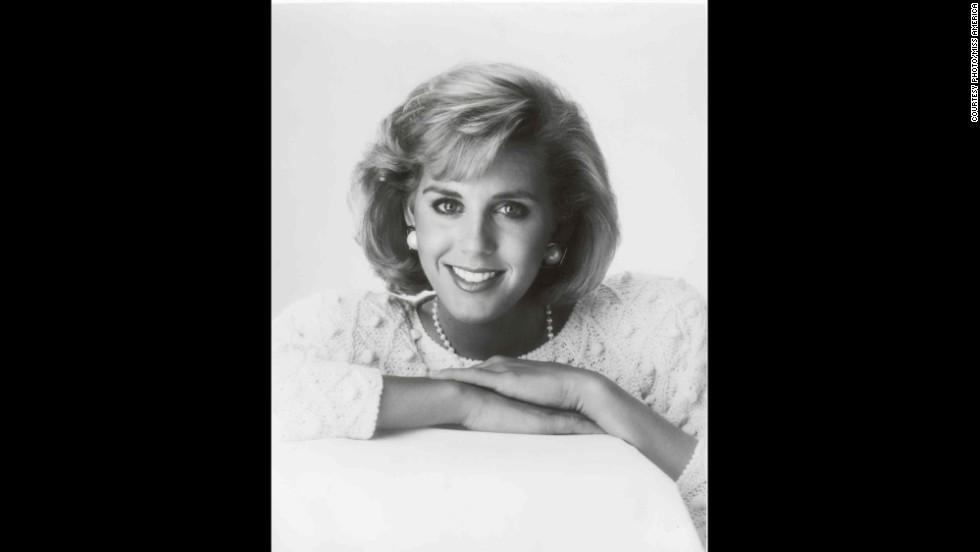 Kellye Cash, from Tennessee, was the winner in 1987.