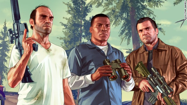 """Grand Theft Auto V,"" which debuts Tuesday, has the potential to be the highest-grossing enertainment release ever, besting movies and music as well as games."