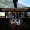 Boeing Dreamliner simulator