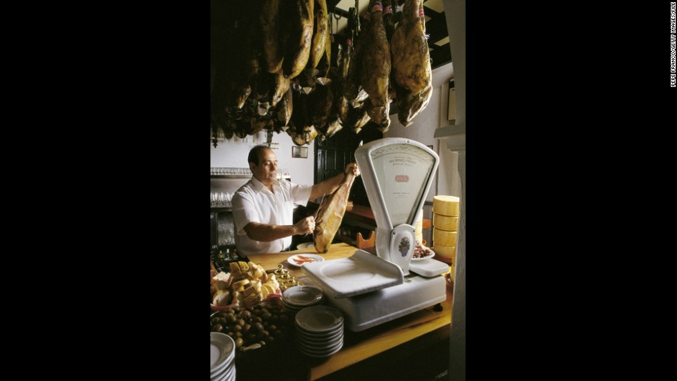 Jamón is a gastro-passion throughout Spain that inspires fierce rivalry between producers.