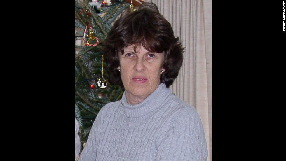 Kathy Gaarde, 62, of Woodbridge, Virginia.