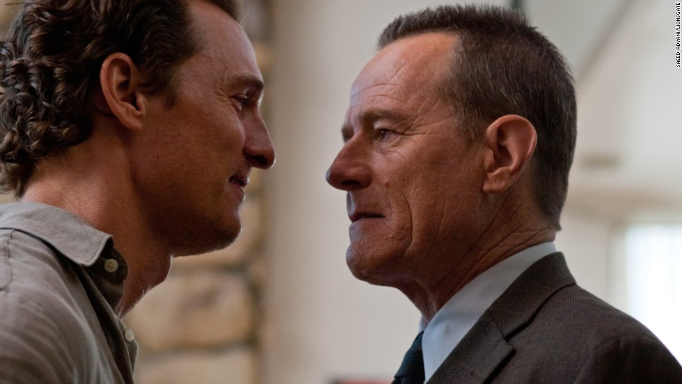 "With the success of ""Breaking Bad,"" Cranston's movie career has entered a higher gear. He co-stars with Matthew McConaughey in 2011's ""The Lincoln Lawyer."""
