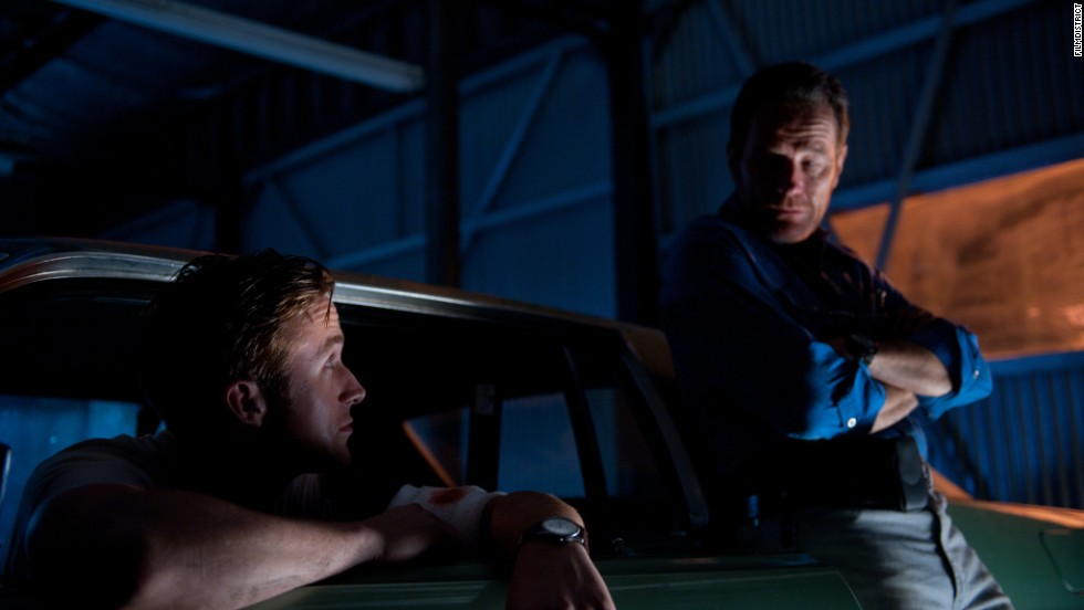 "In 2012's ""Drive,"" Cranston plays a mechanic in hock to some gangsters. Ryan Gosling, left, plays a clever driver."