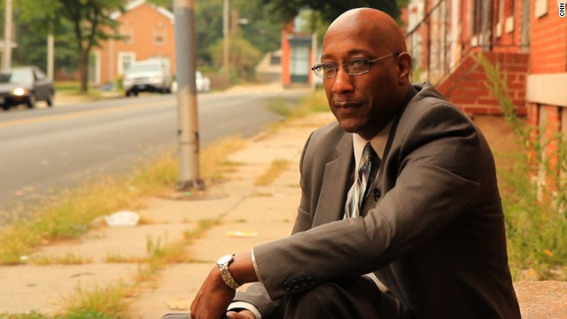 CNN Hero Joe Jones turned his life around, and now he wants to help other men do the same.