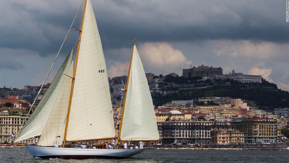 Cannes might be better known for its annual film festival and extravagant superyachts, but for one week each year the French seaside town becomes a haven of historic nautical design.