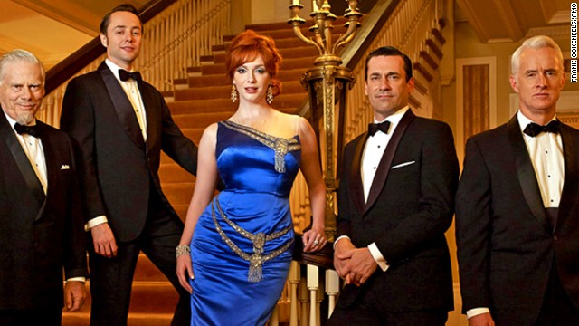 """Mad Men"" is one of AMC's most popular series."