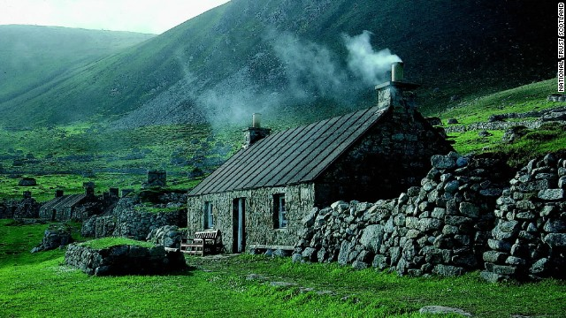 St. Kilda's probably been lonely since all the people left in 1930 -- you could change that.